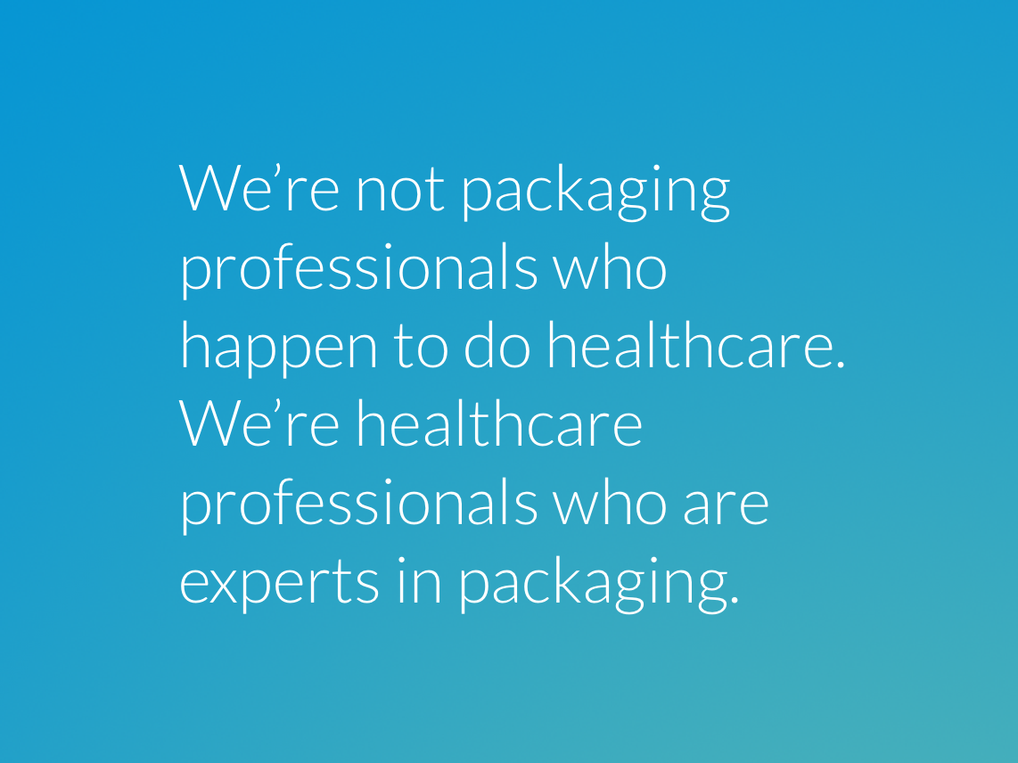 Web Designing and Branding for Healthcare Packaging