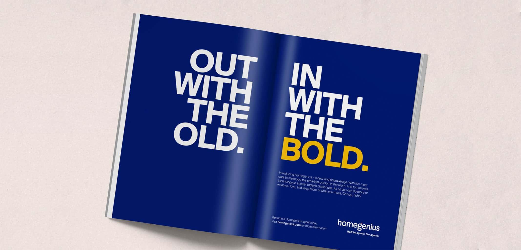 Graphic Design Real Estate Advertising