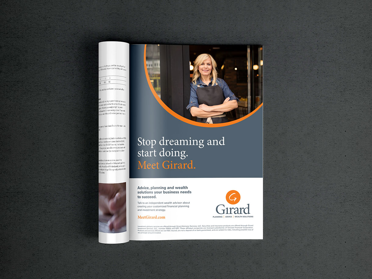 Financial Industry Print Design and Marketing