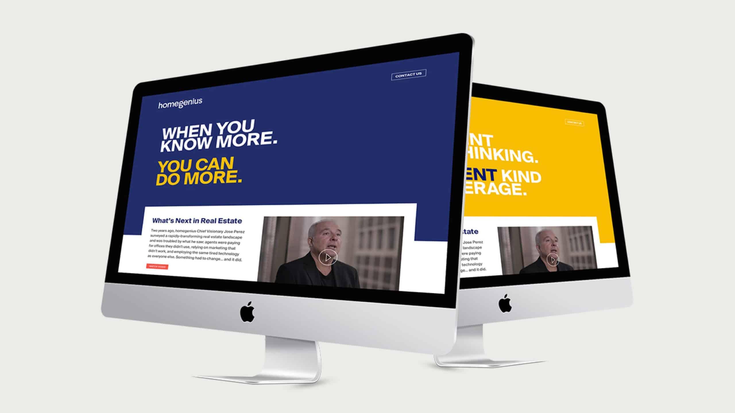 Digital Marketing Campaign Landing Page