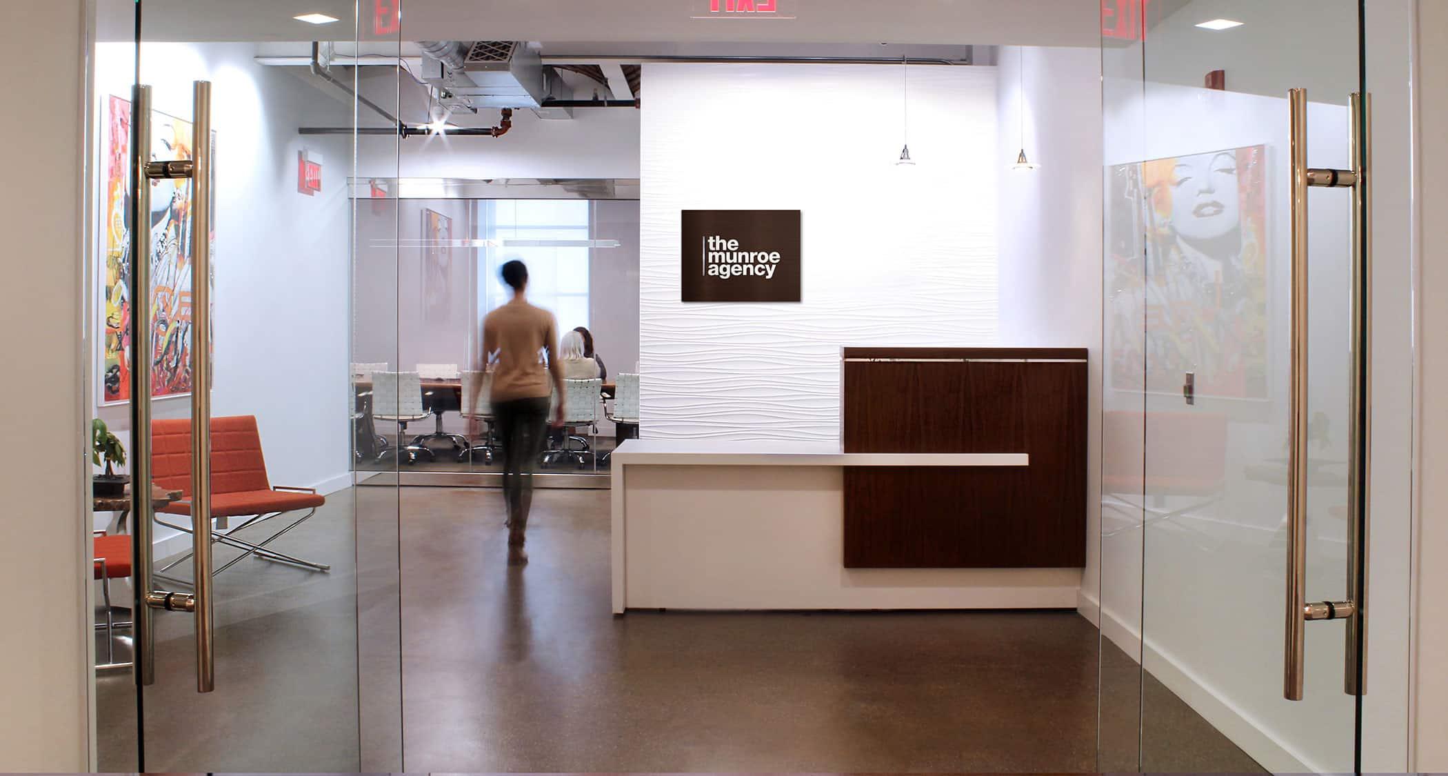 Munroe Branding Agency in Philadelphia