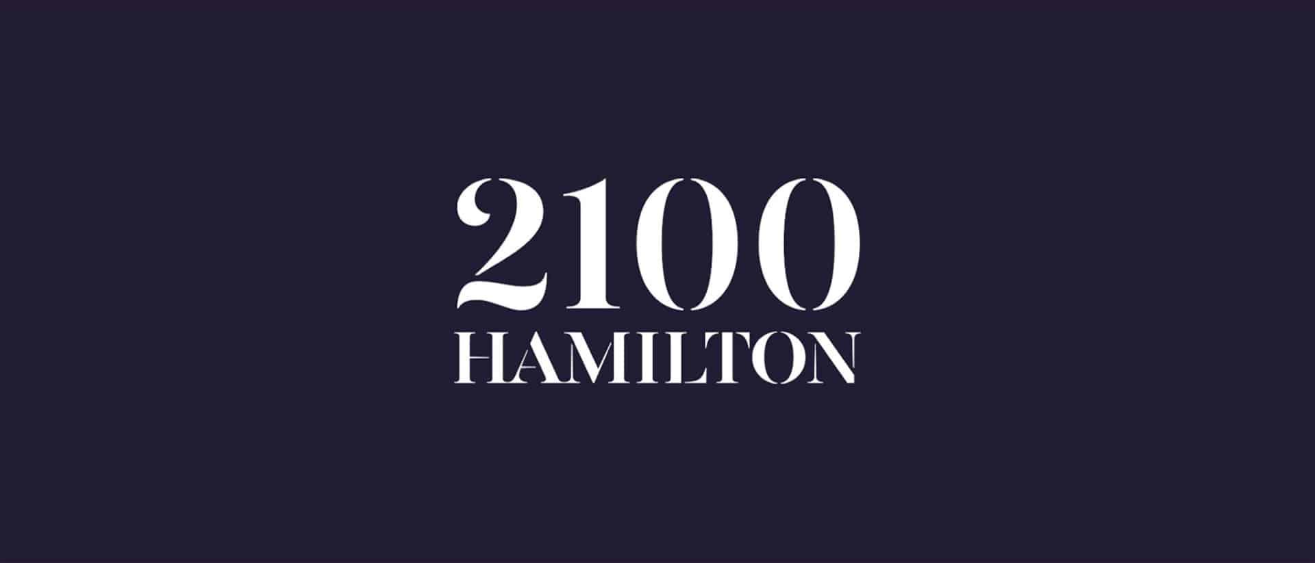 Logo Design for 2100 in Philadelphia