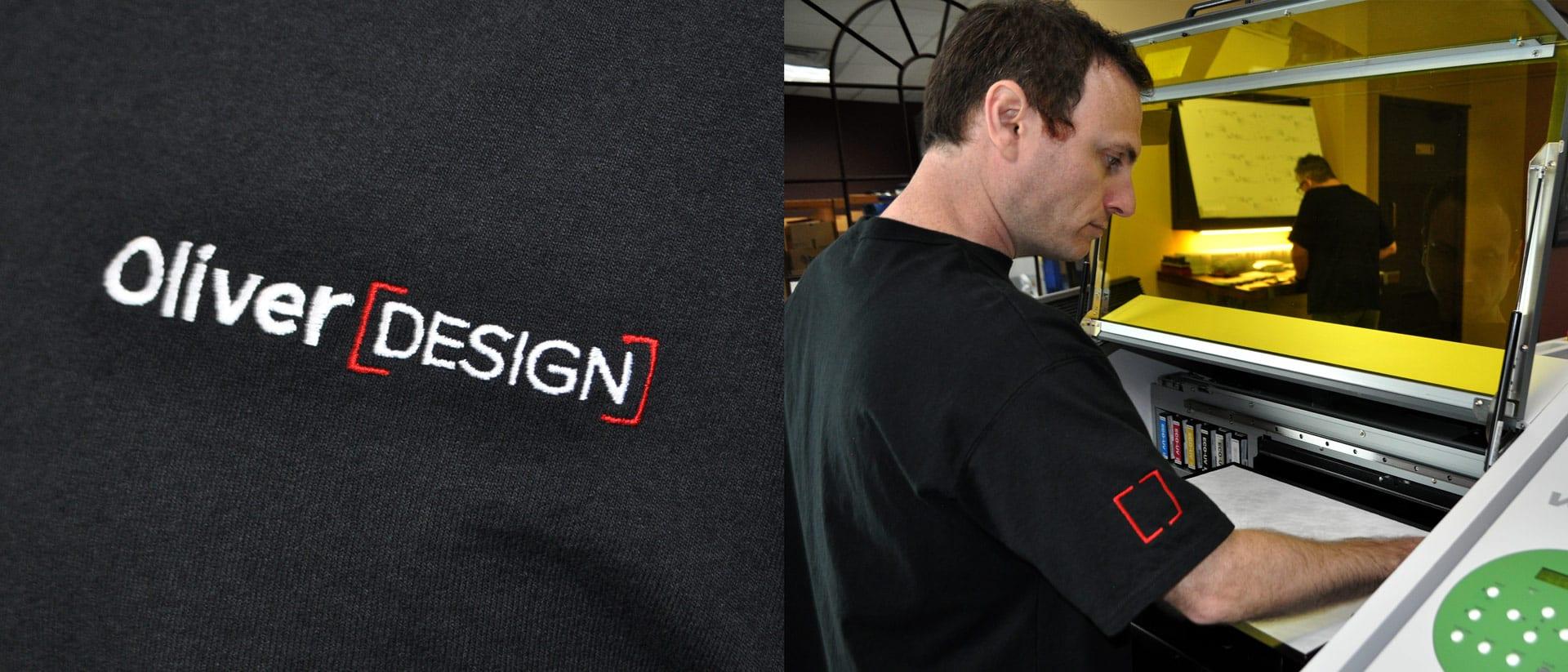 Logo Design for Oliver Design