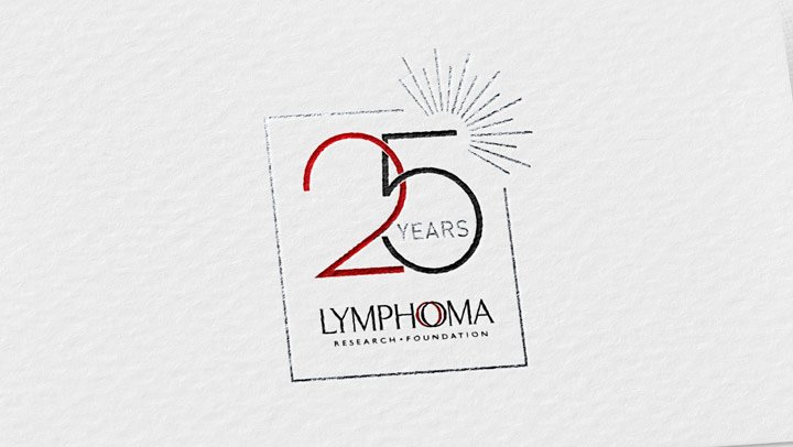 Brand Development and Logo Design for Lymphoma Research
