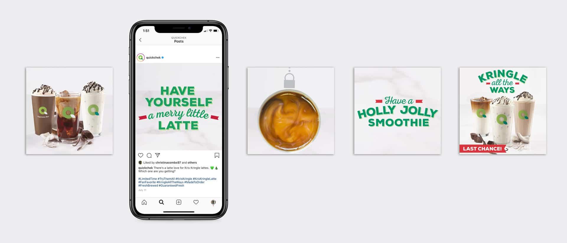 social media marketing for QuickChek