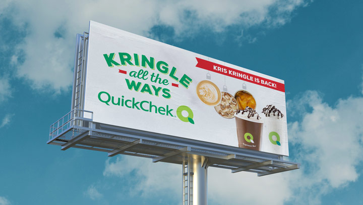 Brand Collateral for QuickChek