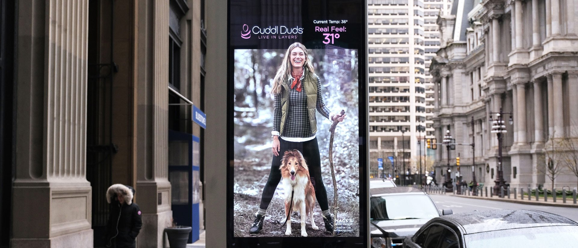 Digital Advertising for CuddlDuds