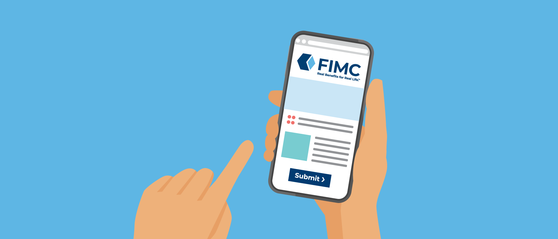 Illustration Design and Video Production for FIMC Insurance