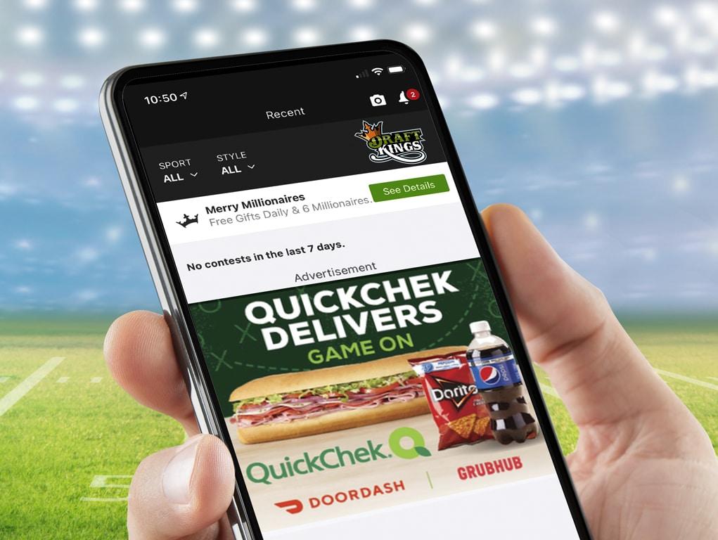 Digital Advertising on DraftKings